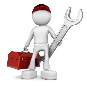 Ticket 1/2 h d'intervention sur votre site Prestashopsite du client
